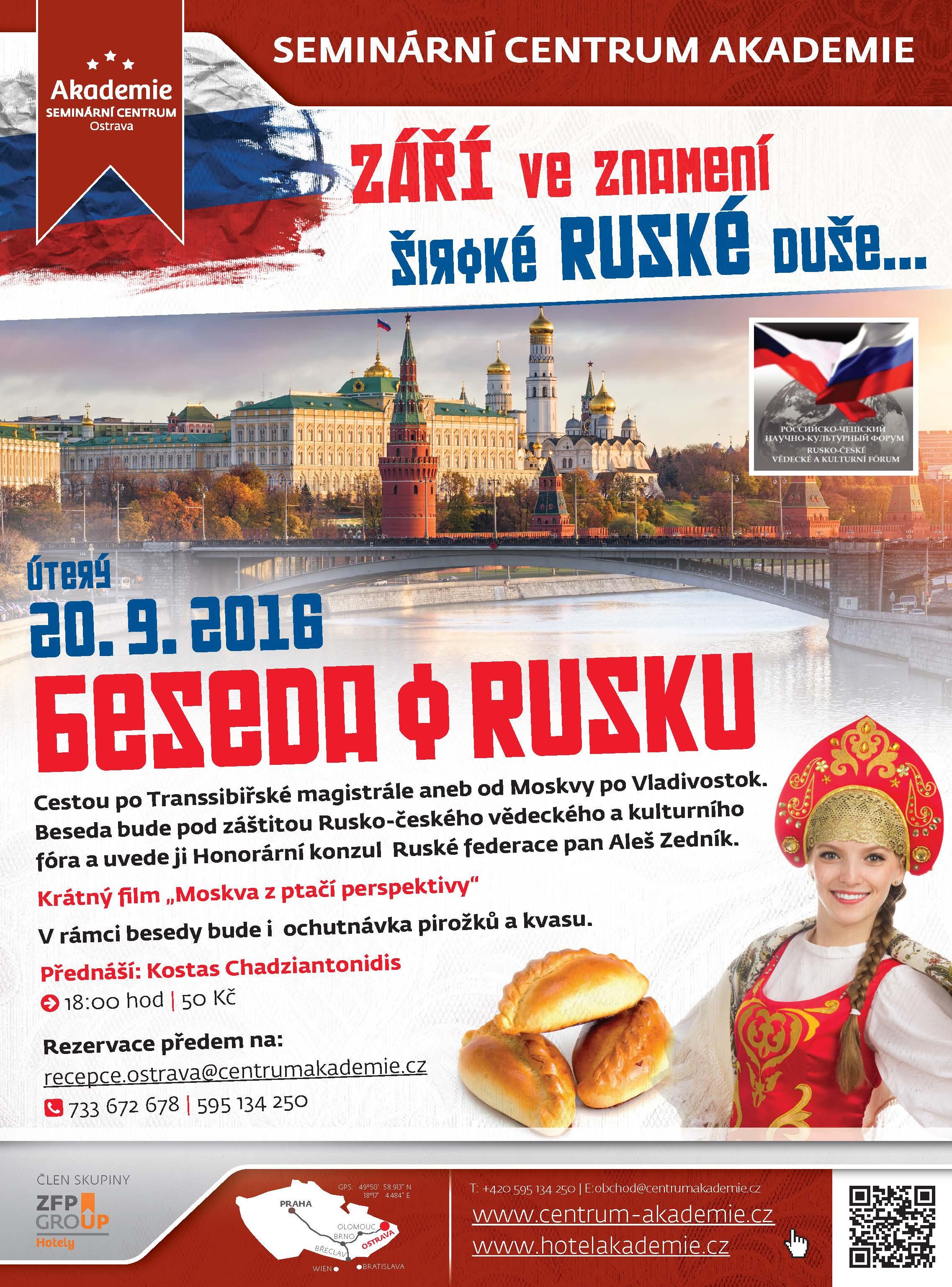 Beseda o Rusku