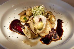 Výborná jídla v restauraci v centru Ostravy